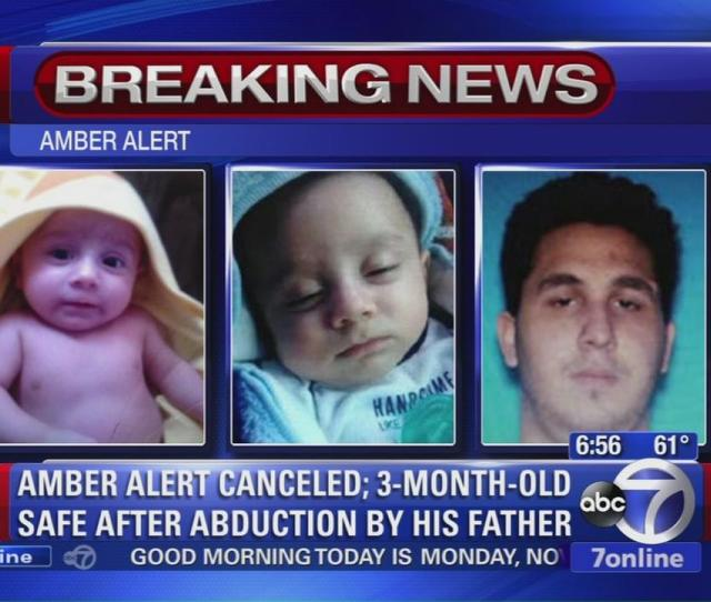 Police Child Safe In New Jersey After Abduction Attempt Father In Custody Abcny Com