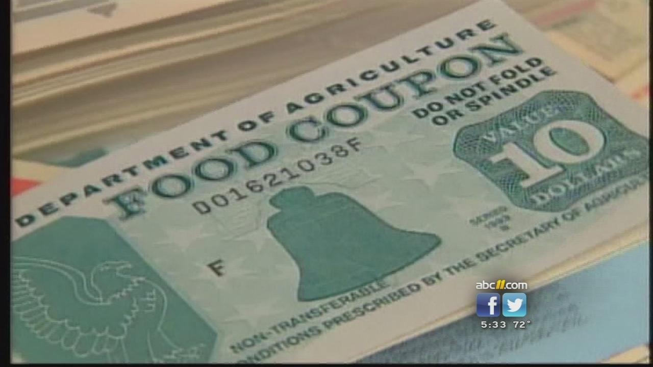 Social Services Food Stamp Application