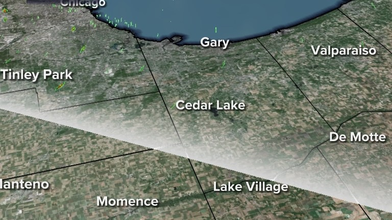 HD Decor Images » Indiana Weather Radar Interactive Map   abc7chicago com Northwest Indiana