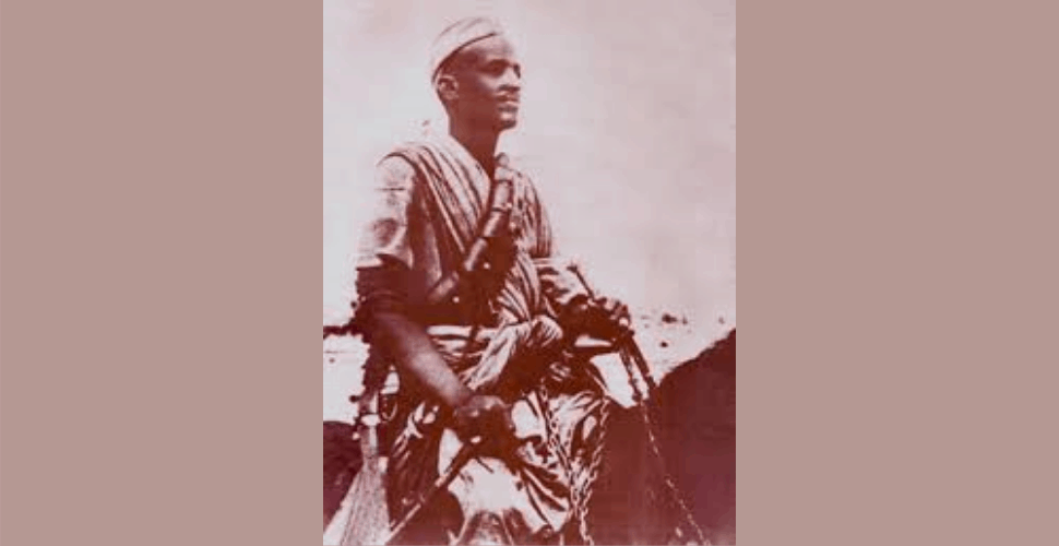 Hamid Idris Awate – the father of Eritrean armed struggle for independence from Ethiopia