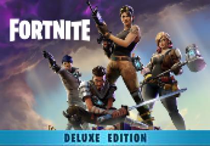 Fortnite Deluxe Edition Digital Download CD Key Buy On