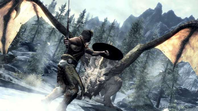 PC Game Open World The Elder Scrolls V: Skyrim