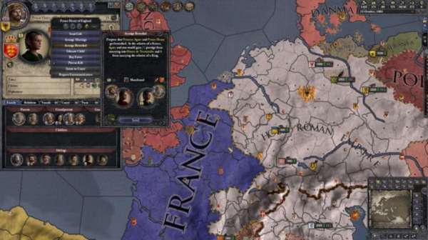 Crusader Kings II - Conclave DLC Steam CD Key | Buy on Kinguin