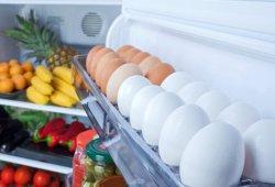 Jangan Pernah Simpan Telur Dalam Kulkas! Ini Alasannya