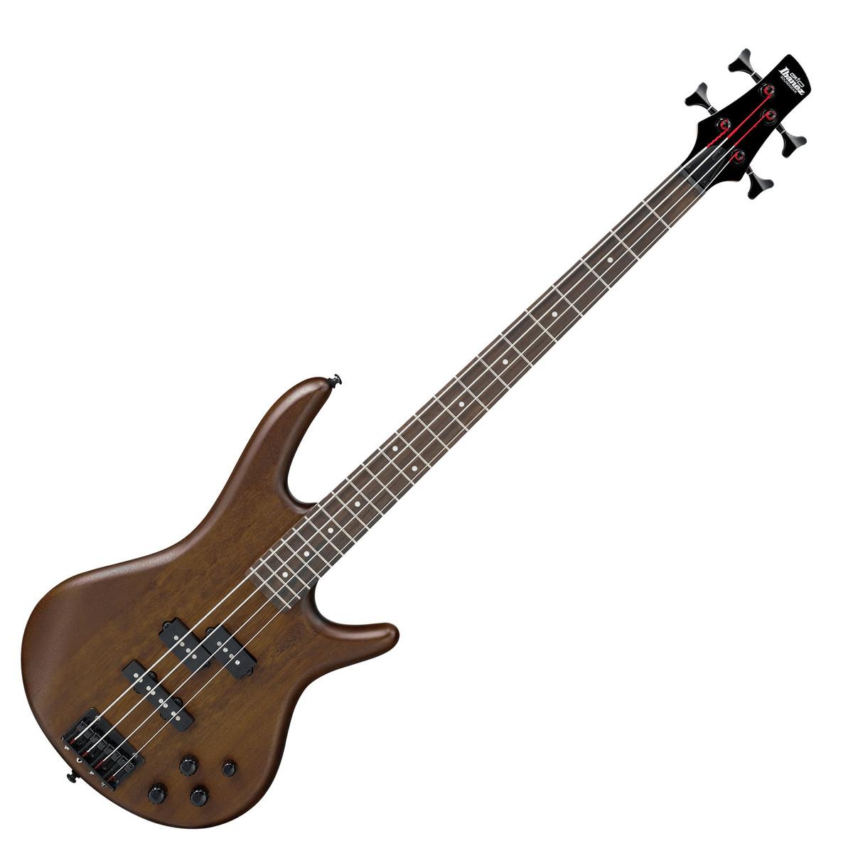 Ibanez Gsr200b Gio Bass Guitar Walnut Fade At Gear4music