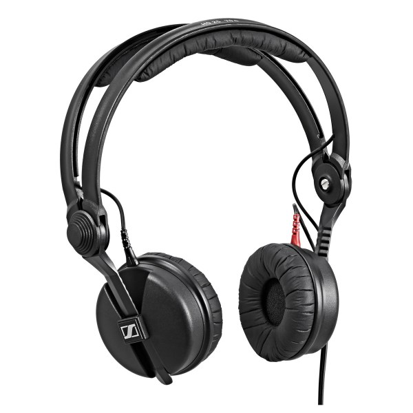 Sennheiser HD 25 Plus Headphones at Gear4music.com