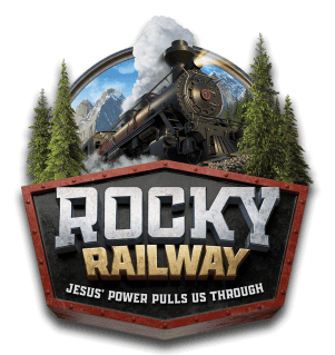 Rocky Railway Easy VBS 2020 | Vacation Bible School - Group