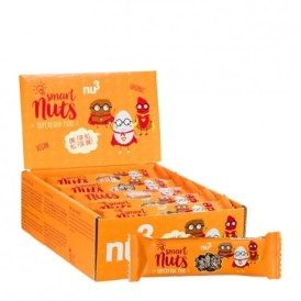 15 x nu3 Bio Superfood Trio, Riegel