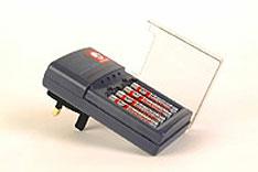 Alkaline battery regenerator