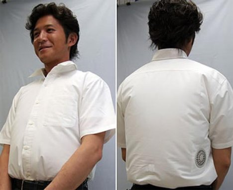 USB-powered clothing hit the streets