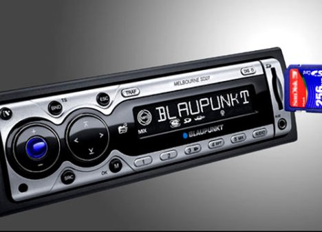 Blaupunkt Melbourne SD27 player