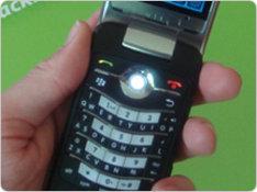 BlackBerry Kickstart gets early review