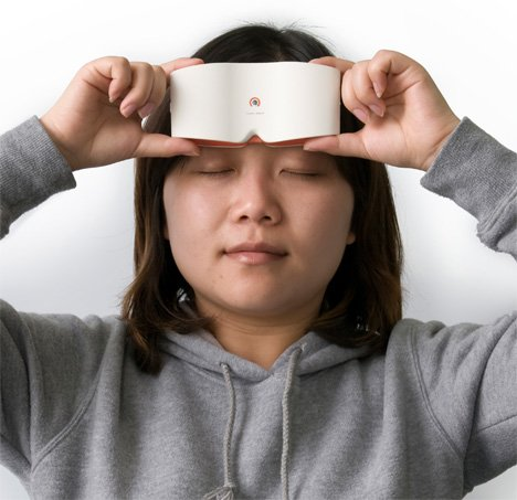 Touch Sight Camera For The Blind