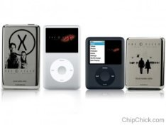 X-Files Limited Edition iPods