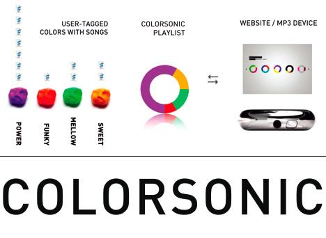 Colorsonic MP3 Player