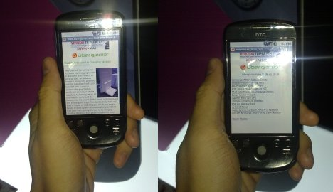 HTC Magic Hands-On