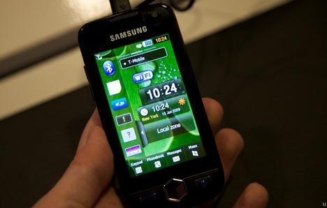 Samsung Jet Comes With Speedy Processor