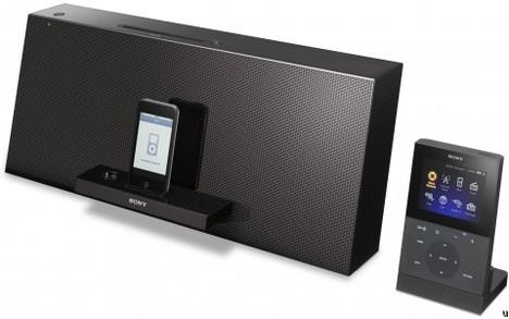 Sony NAS-Z200iR iPod Dock