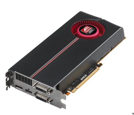 The ATI Radeon HD 5800 is the fastest GPU in town