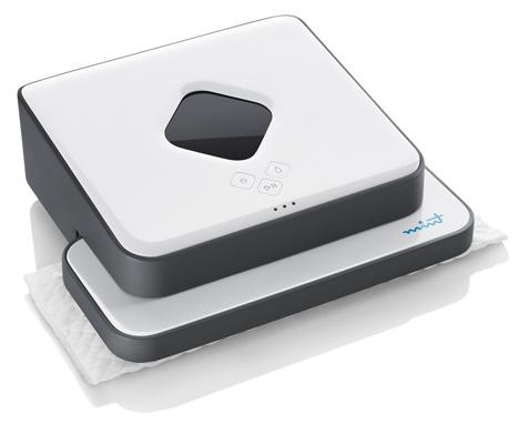 Mint: Intelligent Floor Cleaning Robot