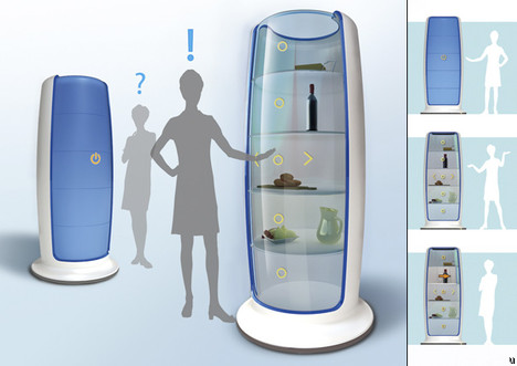 Window Fridge makes it easier to come to a decision