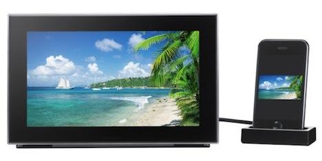 Panasonic MW-20 Digital Photo Frame Can Serve as Multimedia Player