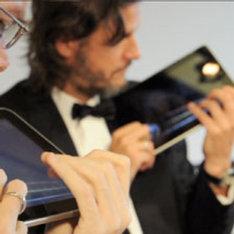 Magic Fiddle iPad App Turns Your iPad Into A Violin