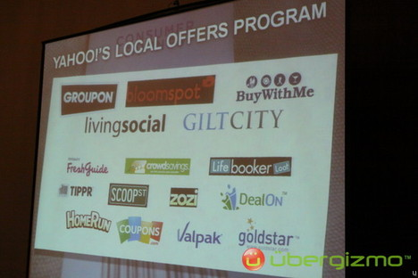 Yahoo! Local Offers Program and New Messenger with Facebook, Twitter, Zynga