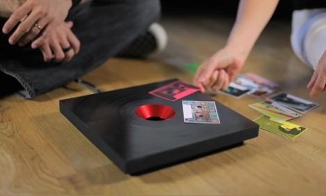IDEO C60 Redux RFID Music Player