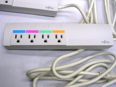 Fujitsu Energy Monitoring Power Strip