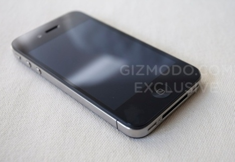 Apple iPhone 4G Leaked For Real!