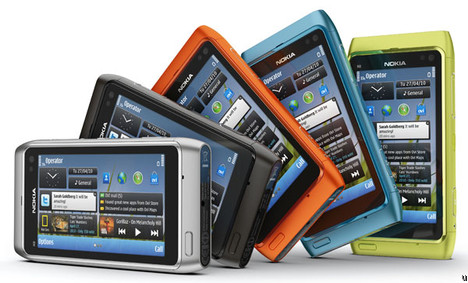 Nokia CEO: Nokia N8 is the savior