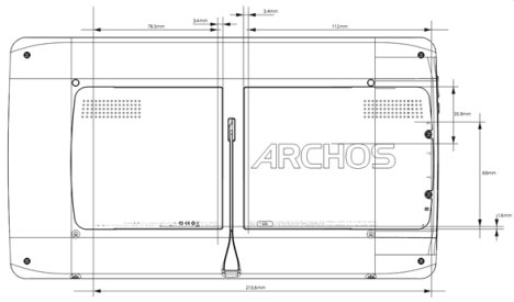 Archos 101 Android Tablet Visits The FCC