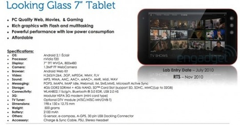 Dell 7-inch Tablet To Arrive In The Next Few Weeks
