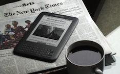 Kindle 3 Software Update Allows On-Device Amazon Account Creation