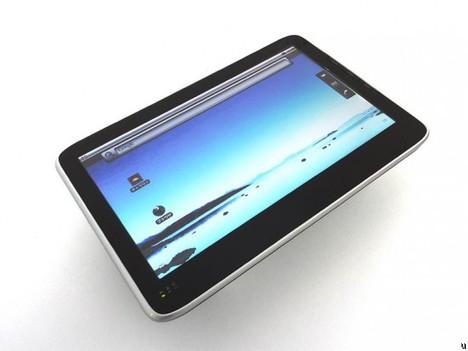 LuvPad AD100 tablet delayed