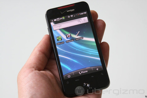 HTC Droid Incredible and HTC EVO 4G to get new Sense UI?