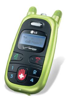 LG mingo cellphone for kids at Verizon