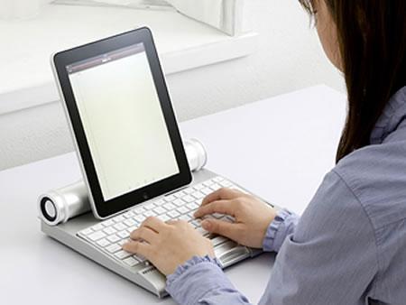 Sanwa KEYDEX iPad Stand 400-SP014