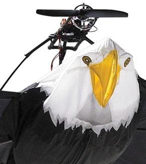 Remote Controlled Bald Eagle