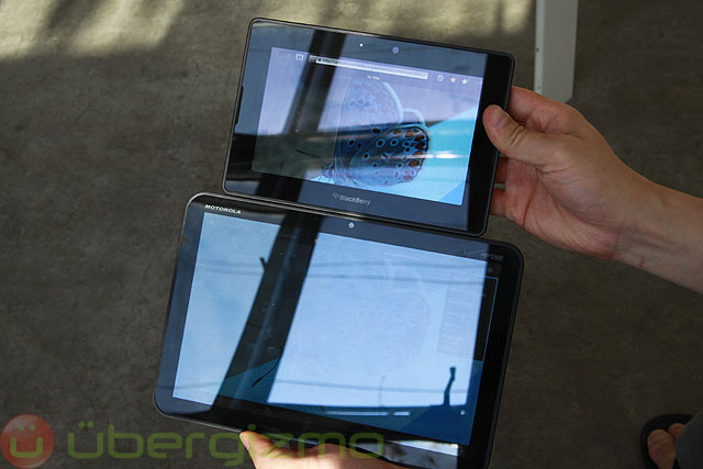 Blackberry Playbook Review | Ubergizmo