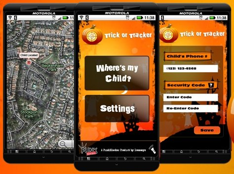 Trick or Tracker