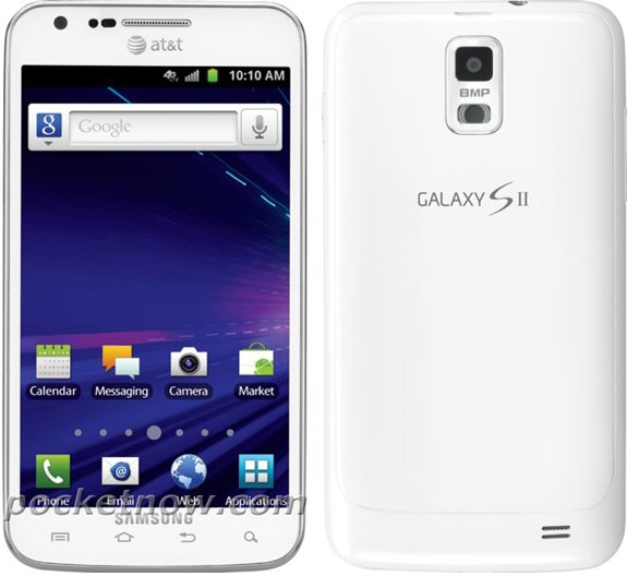 Samsung Galaxy S2 Skyrocket