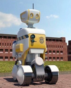 Robotic Prison Guard