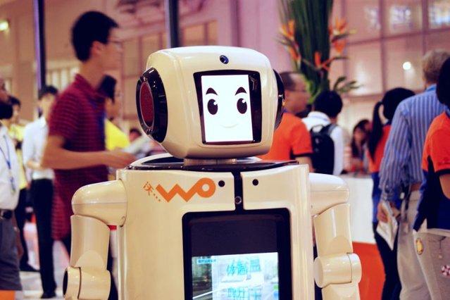 China Unicom robot