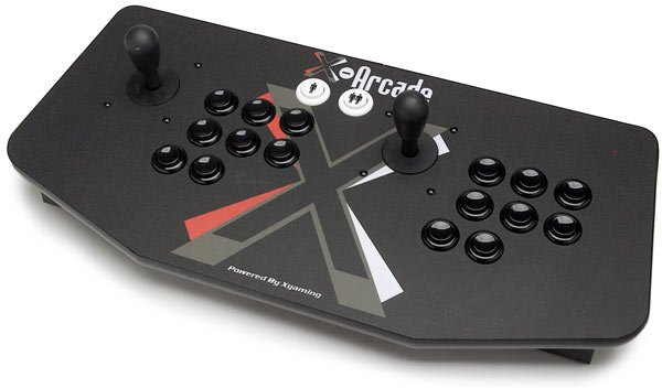 X-Gaming USB Joystick: a two-player arcade controller for your PC
