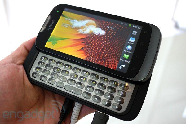 Huawei Ascend G312 QWERTY