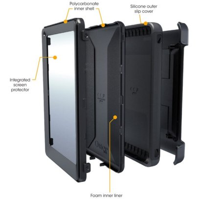 info for 901bf 02a45 OtterBox Case for the Kindle Fire Now Available | Ubergizmo