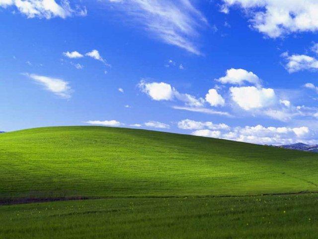 Bliss Windows XP
