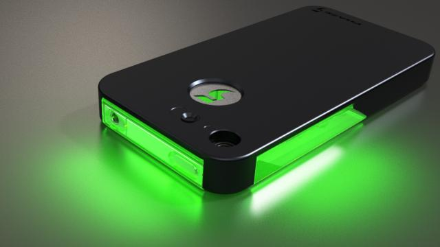 FLASHr Kickstarter project offers iPhone users a more